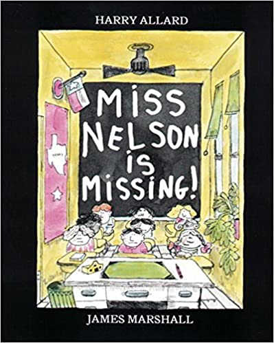 Miss Nelson is Missing! - Dear Books Online Children's Book Store Philippines