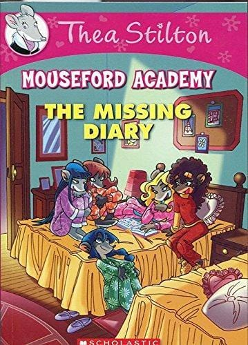 Missing Diary (Mouseford Academy #2)