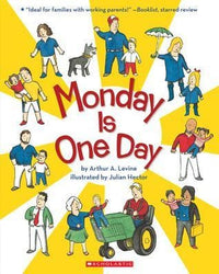 Monday Is One Day - Dear Books Online Children's Book Store