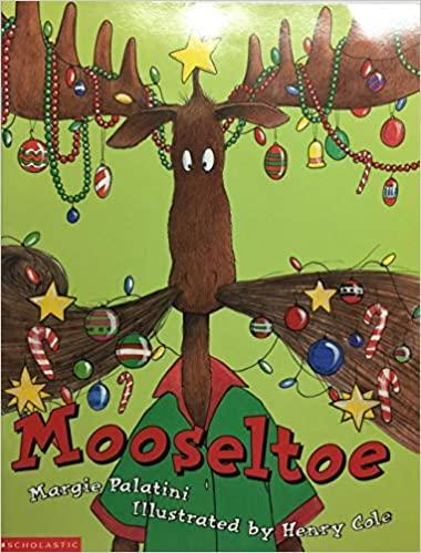 Mooseltoe - Dear Books Online Children's Book Store Philippines