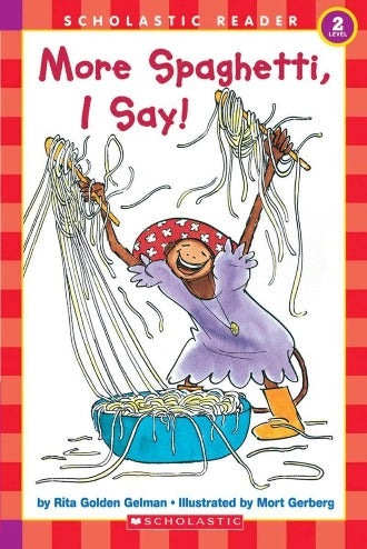 More Spaghetti, I Say! - Dear Books Online Children's Book Store Philippines