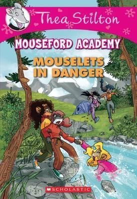 Mouselets in Danger (Mouseford Academy #3)