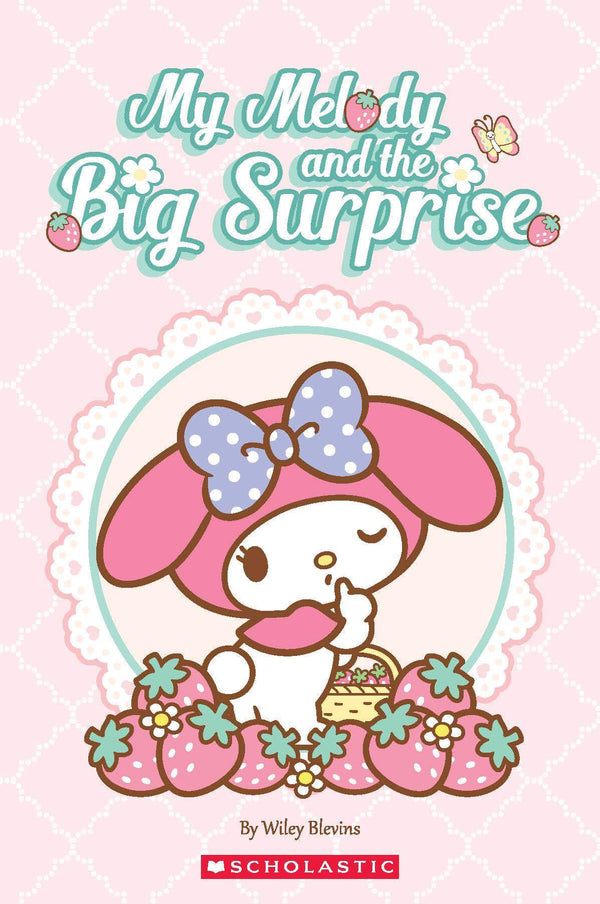 My Melody and the Big Surprise - Dear Books Online Children's Book Store Philippines