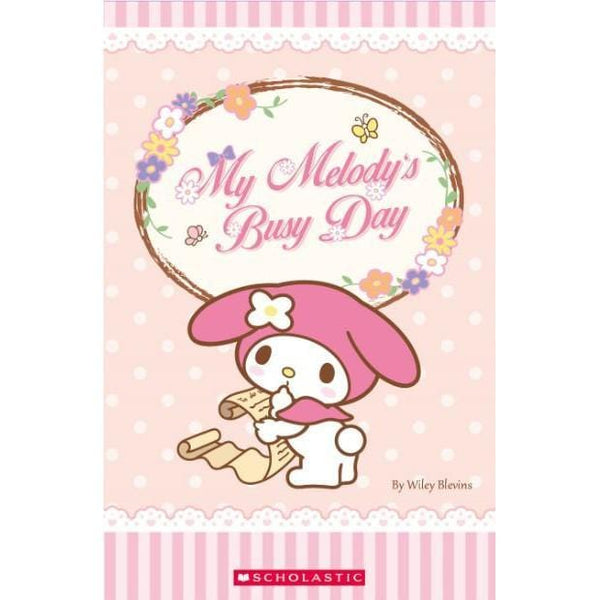 My Melody's Busy Day (My Melody) - Dear Books Online Children's Book Store Philippines