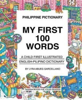 Philippine Pictionary: My First 100 Words - Dear Books Online Children's Book Store Philippines