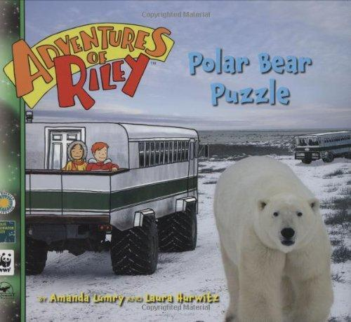 Polar Bear Puzzle (Adventures of Riley #4) - Dear Books Online Children's Book Store
