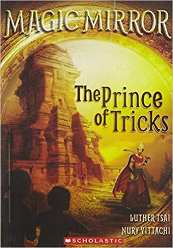 Prince of Tricks (Magic Mirror #7) - Dear Books Online Children's Book Store