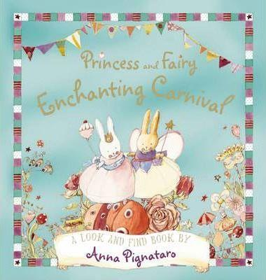 Princess and Fairy: Enchanting Carnival - Dear Books Online Children's Book Store Philippines