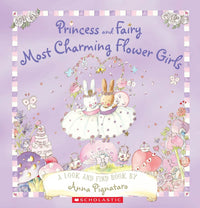 Princess and Fairy: Most Charming Flower Girls - Dear Books Online Children's Book Store