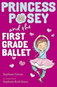 Princess Posey and the First Grade Ballet (Princess Posey #9) - Dear Books Online Children's Book Store Philippines