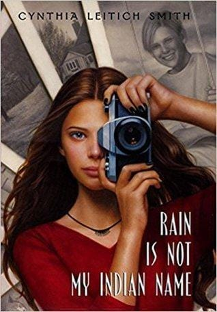 Rain Is Not My Indian Name - Dear Books