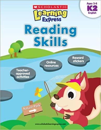 Reading Skills (Scholastic Learning Express: K2) - Dear Books Online Children's Book Store