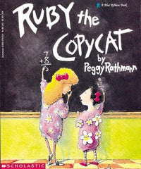 Ruby the Copycat - Dear Books