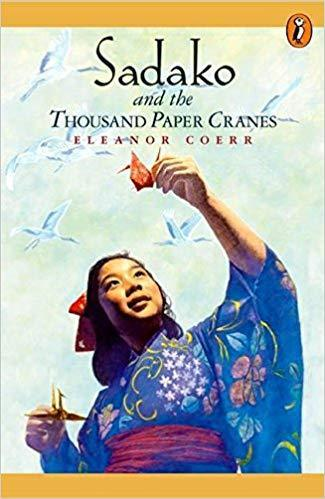 Sadako And The Thousand Paper Cranes - Dear Books Online Children's Book Store