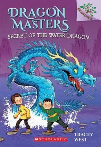 Secret of the Water Dragon (Dragon Masters #3) - Dear Books Online Children's Book Store