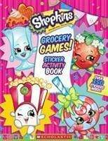 Shopkins: Grocery Games! - Dear Books