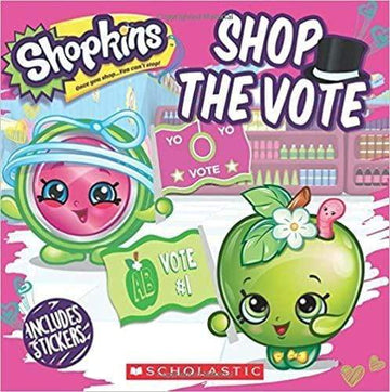 Shopkins: Shop the Vote