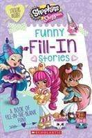 Shopkins Shoppie: Funny Fill-in Stories - Dear Books Online Children's Book Store