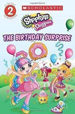 Shopkins Shoppie: The Birthday Surprise - Dear Books Online Children's Book Store Philippines