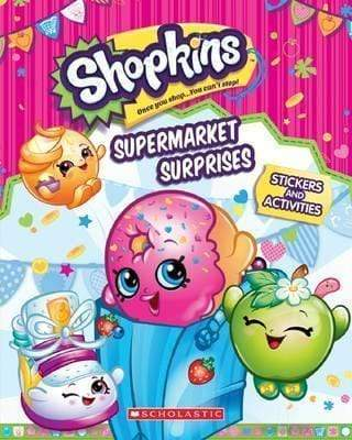 Shopkins: Supermarket Surprises