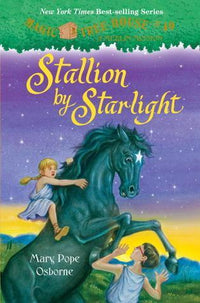 Stallion by Starlight (Magic Tree House #49) - Dear Books Online Children's Book Store