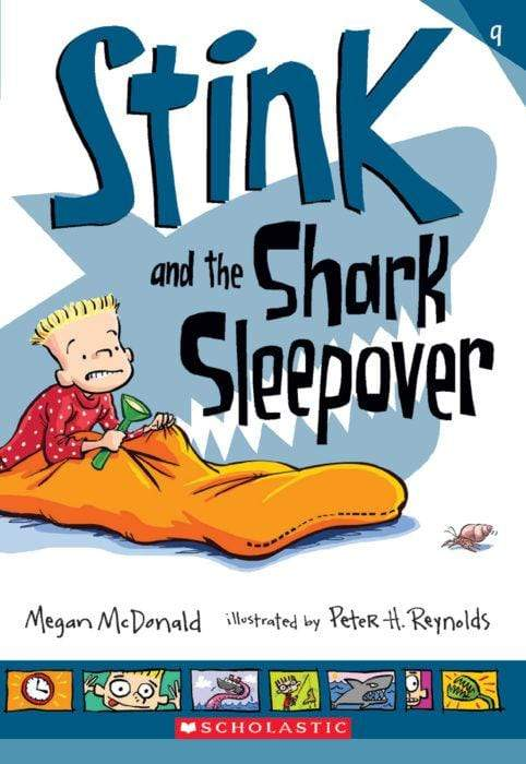 Stink and the Shark Sleepover - Dear Books Online Children's Book Store Philippines