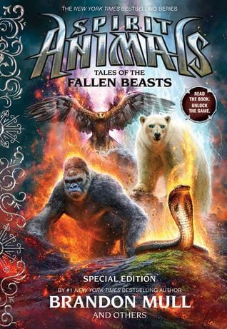 Tales of the Fallen Beasts (Spirit Animals Special Edition) - Dear Books Online Children's Book Store