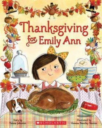 Thanksgiving for Emily Ann - Dear Books Online Children's Book Store Philippines