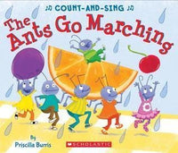 The Ants Go Marching - Dear Books Online Children's Book Store Philippines