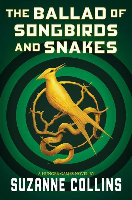 The Ballad of Songbirds and Snakes (The Hunger Games #0) - Dear Books