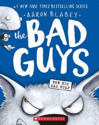 The Big Bad Wolf (The Bad Guys: Episode 9) - Dear Books Online Children's Book Store Philippines