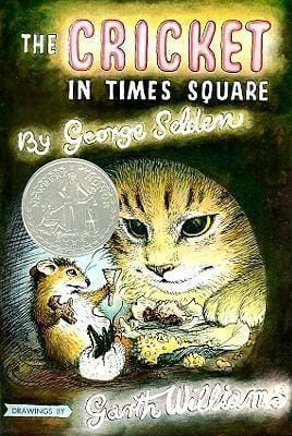 The Cricket in Times Square - Dear Books Online Children's Book Store