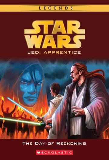 The Day of Reckoning (Star Wars: Jedi Apprentice #8)