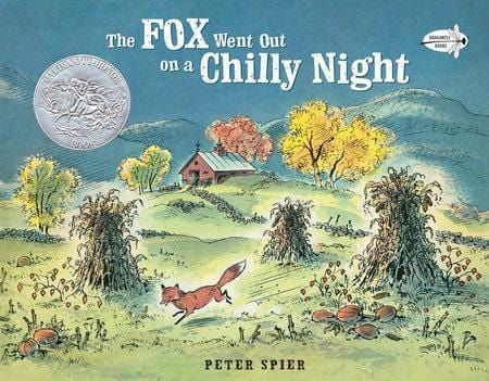 The Fox Went Out on a Chilly Night - Dear Books Online Children's Book Store