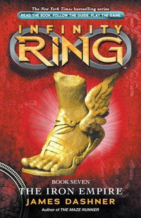 The Iron Empire (Infinity Ring #7) - Dear Books