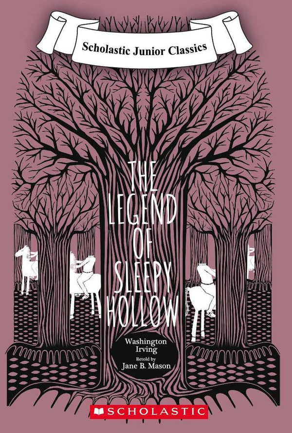 The Legend of the Sleepy Hollow (Scholastic Junior Classics) - Dear Books Online Children's Book Store Philippines