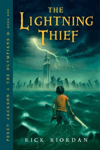 The Lightning Thief (Percy Jackson and the Olympians #1) - Dear Books Online Children's Book Store