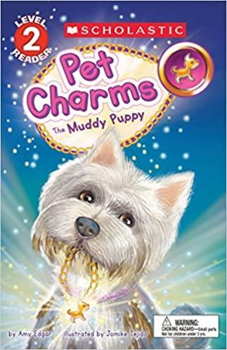 The Muddy Puppy (Pet Charms #1)