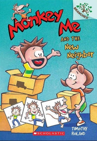 The New Neighbor (Monkey Me #3) - Dear Books Online Children's Book Store Philippines
