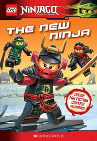 The New Ninja (Lego Ninjago #9) - Dear Books Online Children's Book Store Philippines