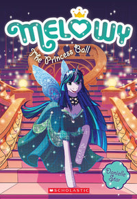 The Princess Ball (Melowy #8) - Dear Books Online Children's Book Store Philippines