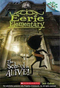 The School is Alive (Eerie Elementary #1) - Dear Books Online Children's Book Store Philippines