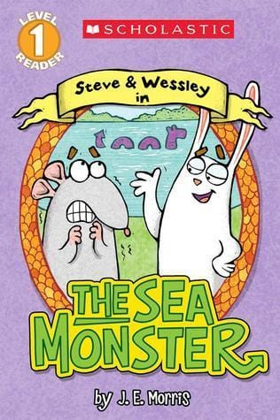 The Sea Monster (Steve & Wessley) - Dear Books Online Children's Book Store Philippines