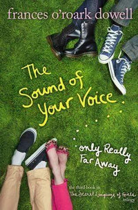 The Sound of Your Voice, Only Really Far Away - Dear Books Online Children's Book Store