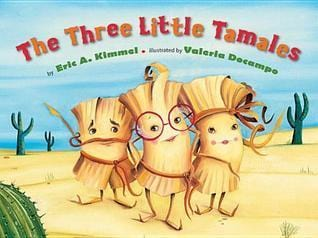 The Three Little Tamales - Dear Books Online Children's Book Store