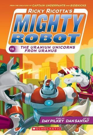 The Uranium Unicorns from Uranus (Mighty Robot #7) - Dear Books Online Children's Book Store Philippines
