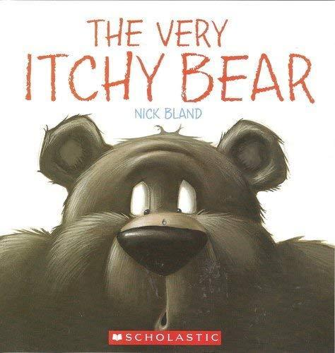 The Very Itchy Bear - Dear Books Online Children's Book Store