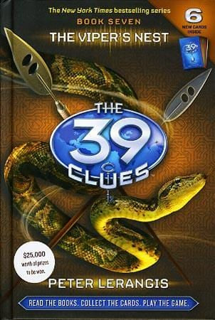 The Viper's Nest (The 39 Clues #7)