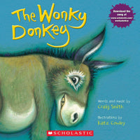 The Wonky Donkey - Dear Books Online Children's Book Store Philippines