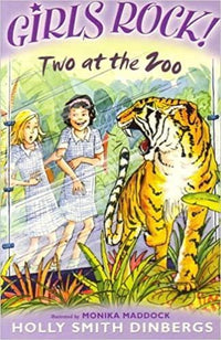 Two at the Zoo (Girlz Rock!) - Dear Books Online Children's Book Store Philippines